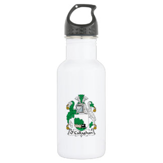 O'Callaghan Family Crest 532 Ml Water Bottle