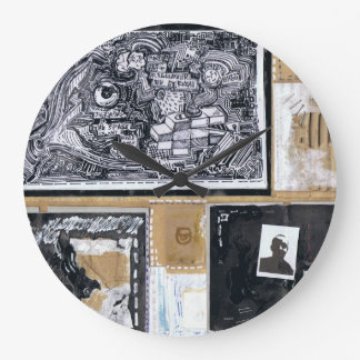 occular Guy Large Clock