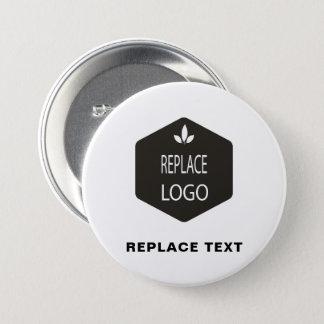 Occupation Replace ADD | Change | LOGO Branding 7.5 Cm Round Badge