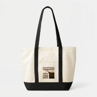 Occupational Therapist (Funny) Chocolate Impulse Tote Bag