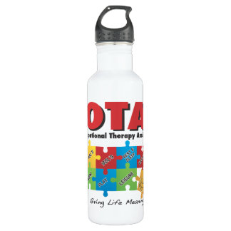 Occupational Therapy Assistant 710 Ml Water Bottle