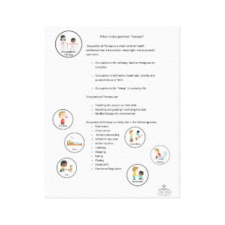 Occupational Therapy -Canvas
