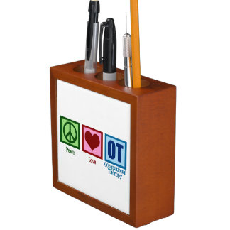 Occupational Therapy Desk Organiser
