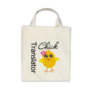 Occupations Chick Translator Bag