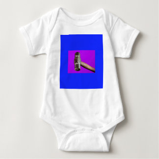 Occupations: Future Carpenter Sledgehammer Design Baby Bodysuit