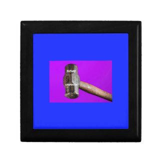Occupations: Future Carpenter Sledgehammer Design Gift Box