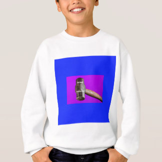 Occupations: Future Carpenter Sledgehammer Design Sweatshirt