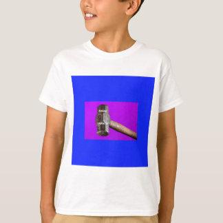 Occupations: Future Carpenter Sledgehammer Design T-Shirt
