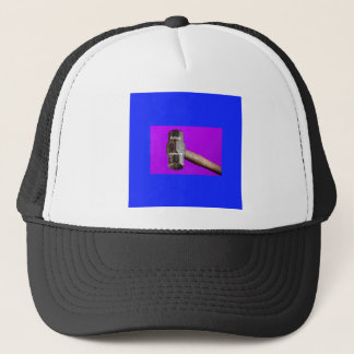 Occupations: Future Carpenter Sledgehammer Design Trucker Hat