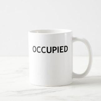 Occupied On Wall Street Mug