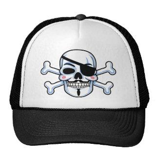Occupirate Trucker Hat
