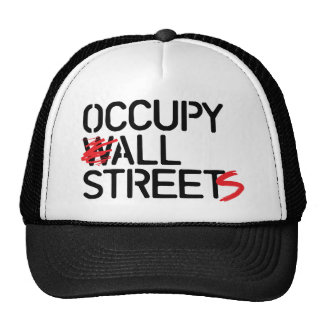 Occupy All Streets Cap