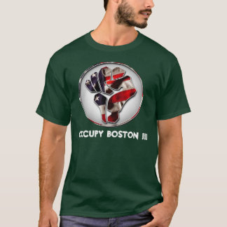 Occupy Boston T-Shirt