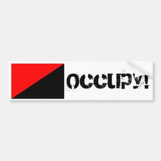 Occupy! Bumper Sticker