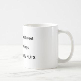 Occupy Deez Nuts Mug! Basic White Mug