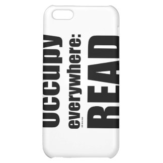 Occupy Everywhere iPhone 5C Cases