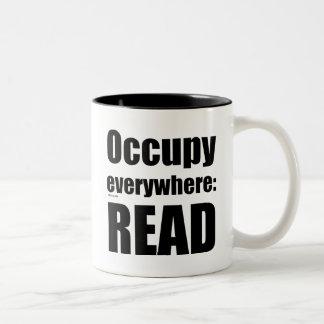 Occupy Everywhere Mugs