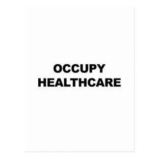 OCCUPY HEALTHCARE POSTCARD