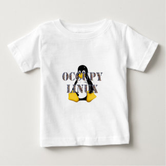 OCCUPY LINUX SHIRT