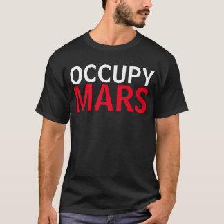 Occupy Mars shirt