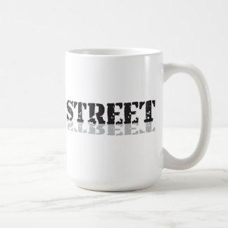 Occupy My Street not Wall Street Coffee Mugs