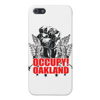 Occupy Oakland Case For iPhone 5/5S