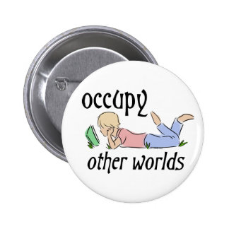 Occupy Other Worlds Button