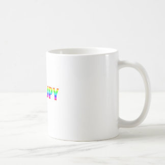 Occupy Rainbow Basic White Mug