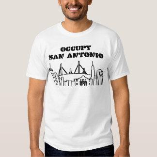 OCCUPY SAN ANTONIO SHIRTS