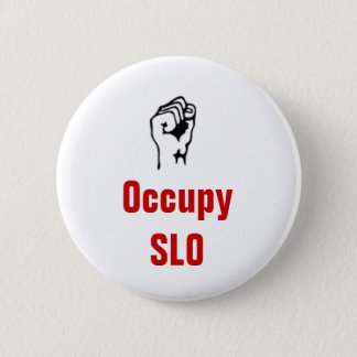 Occupy SLO button