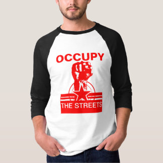 OCCUPY STREETS 3 T-Shirt