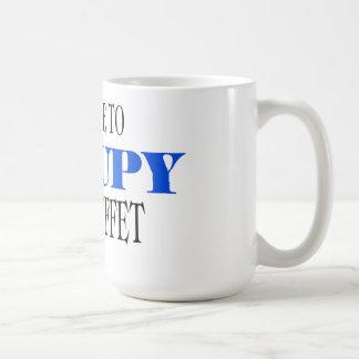 Occupy the Buffet Coffee Mugs