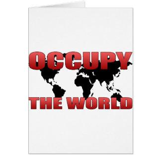 Occupy the World Card