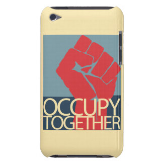Occupy Together Protest Art Occupy Wall Street iPod Touch Covers