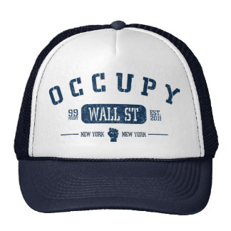 Occupy Wall St Hat