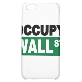 Occupy Wall St iPhone 5C Cover