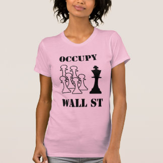 Occupy Wall St T Shirts