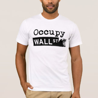 Occupy Wall Street - 100% donation T-Shirt