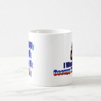 Occupy Wall Street 2011 Classic White Coffee Mug