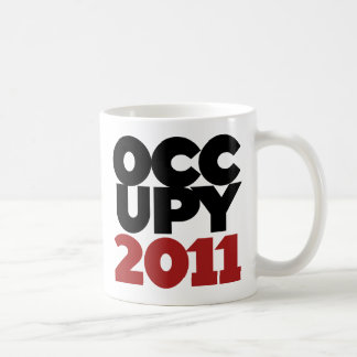 Occupy Wall Street 2011 Mugs