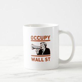 Occupy Wall Street America Mug