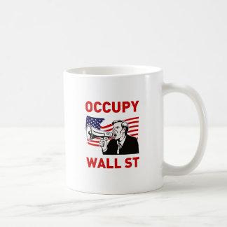 Occupy Wall Street America Mugs