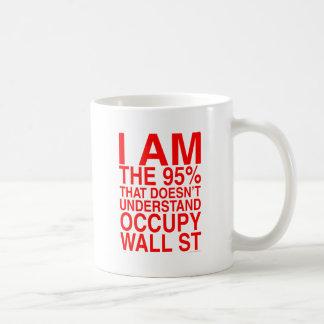 Occupy Wall Street Coffee Mugs