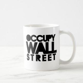 Occupy Wall Street Classic White Coffee Mug
