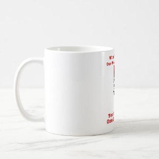 Occupy Wall Street - One Alternative Classic White Coffee Mug