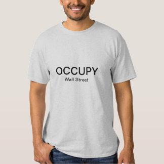 Occupy Wall Street (Simple) Tees