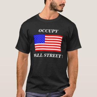 OCCUPY WALL STREET T-Shirt