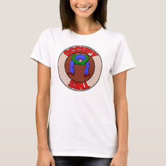 Occupy Wall Street T Shirt. T-Shirt