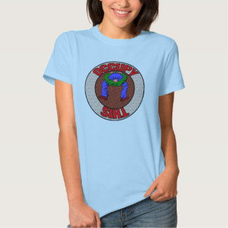 Occupy Wall Street T Shirt. T-shirts