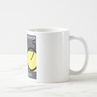 occupy wall street - take your bike coffee mug